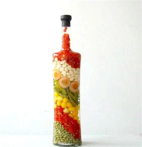 Decorative Vinegar Bottle by Decorative Vegetable Bottles Fruit Vegetable Vinegar