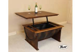 Coffee Lift Top Table Lift Top Coffee Table The Wood Carte Real Wood