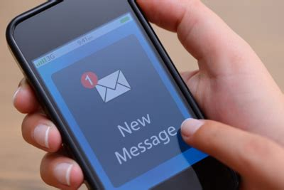 Has A Message A Message by New Texting System The Canons C Of E Voluntary Aided