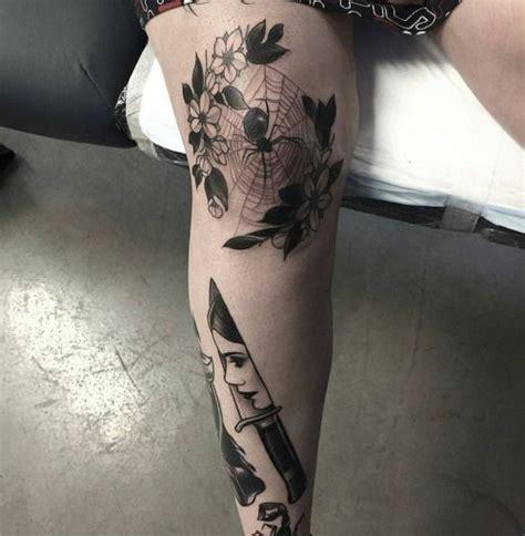 animal knee tattoo collection of 25 crawling animal knee tattoo design
