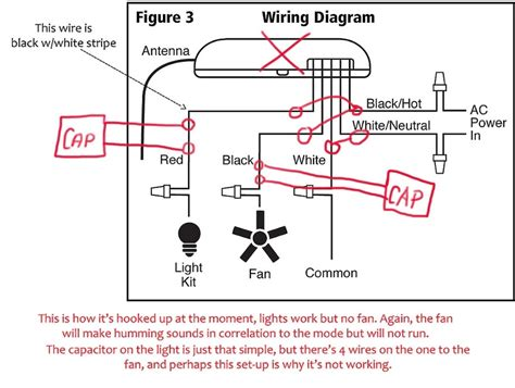 harbor ceiling fan wiring diagram for a parts for