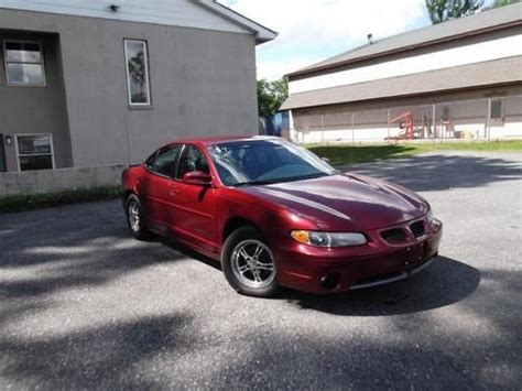 2000 grand prix transmission used pontiac grand prix html purchase used 2000 pontiac grand prix gt runs good pa inspected nice sporty ride low reserve in