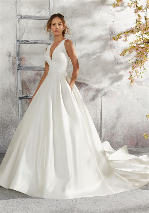 Laurie Dress laurie wedding dress style 5684 morilee