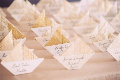 unique place cards unique wedding escort card place card ideas