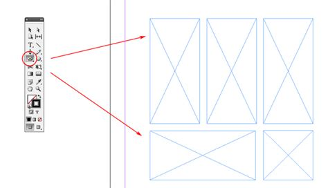 Indesign Frame Tool | quick tip create compound frames in indesign cs5