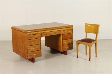 scrivania deco scrivania dec 242 con sedia dec 242 bottega 900