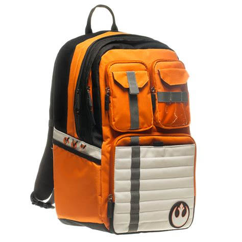 star wars backpack wars rebel alliance orange backpack buy for guys