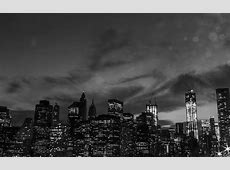 New York City Black And White Mac Wallpaper Download ... London Skyline At Night From Above