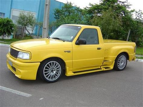 Imagenes De Pick Up Ford Tuning | fotos de pick up ford ranger tuning e rebaixada planeta