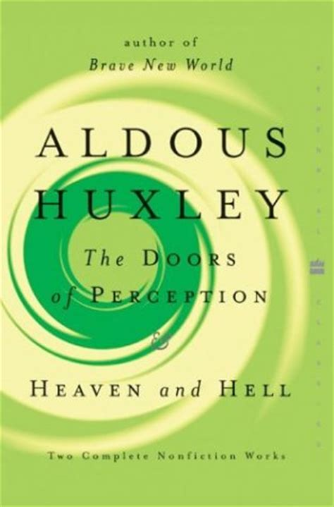 aphantasia experiences perceptions and insights books the doors of perception heaven and hell by aldous huxley