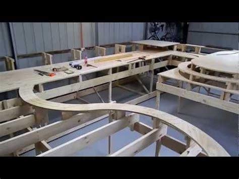 ho layout design and construction model trains my ho csx railroad part 1 quot under construction
