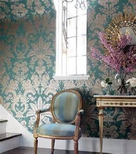 Photo Wallpapers For Every Room 10 Divine Damask Wallpapers For Every Room