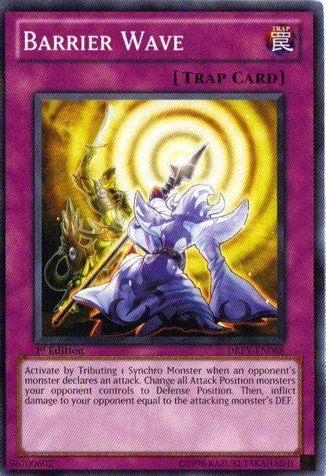 Yugioh Card Gallery card gallery barrier wave yu gi oh fandom powered by