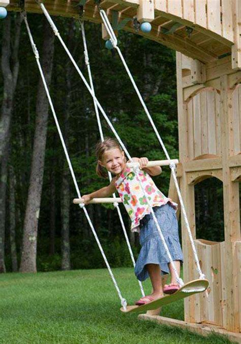 is swinging a good idea 22 amazingly diy patio and garden swings amazing diy