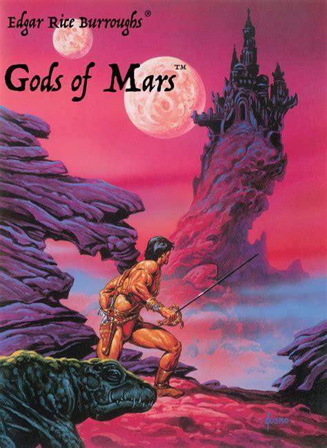 Gods Of Mars gods of mars puzzle edgar rice burroughs inc store