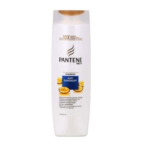 Pantene Pro V Black Shoo 340 Ml pantene pro v shoo anti dandruff 340ml savemore money