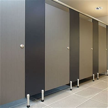 bathroom partition gap filler omega rynat industries