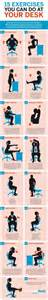 Office Chair Ab Workout Desk Exercises On Office Workouts Chair