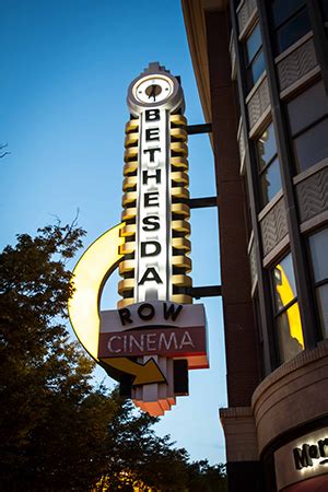 about bethesda row cinema landmark theatres