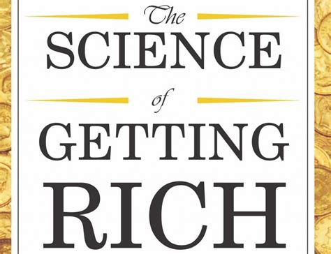 The Science Of Getting Rich 1 book the science of getting rich thejesh gn
