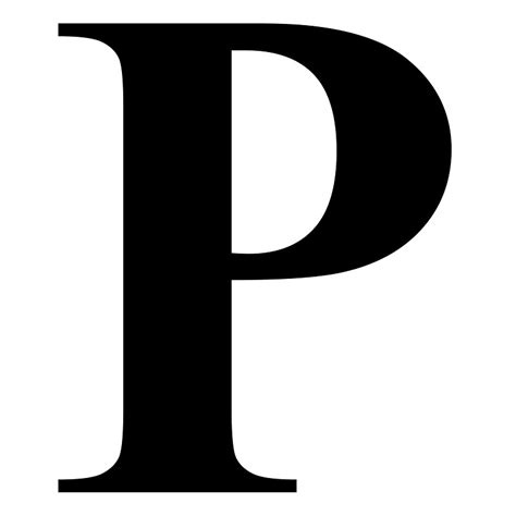 The Letter P   Letters – Free Sample Letters P