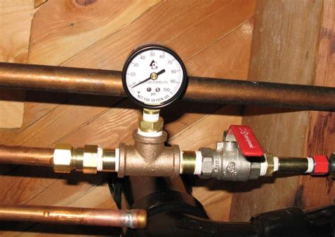 How To Pressure Test Plumbing With Air by How To Pressure Test Plumbing Ehow Uk