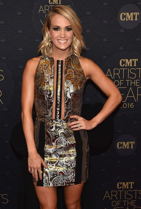 carrie underwood 2016 body blurted out impressions of carrie underwood s outfit at
