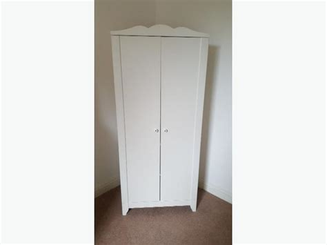 ikea children wardrobe ikea white childrens wardrobe wednesbury dudley