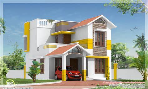 small villas plans