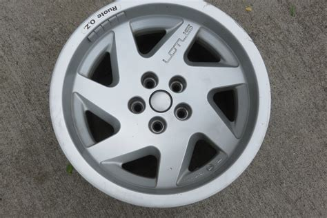 Wheels Wheels Lotus Esprit 88 lotus esprit wheels 4 route oz front and rear 15