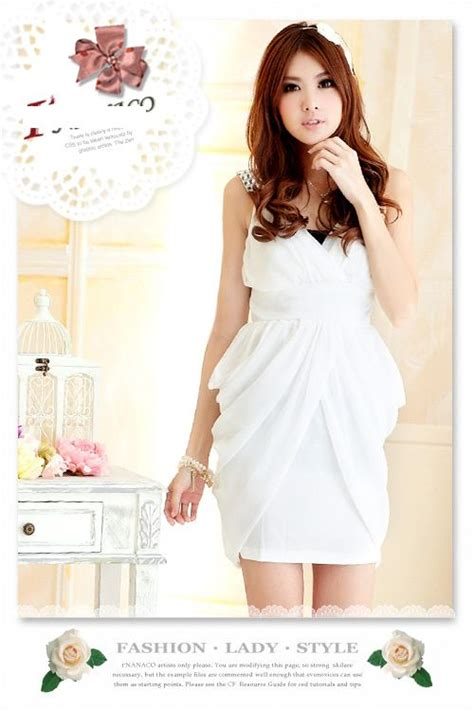 Mini Dress Bali Cantik dress import putih cantik model terbaru jual murah