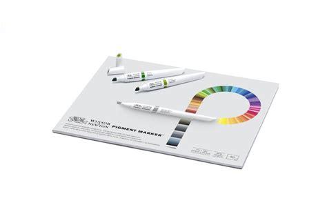 winsor newton pigment marker pad ken bromley supplies