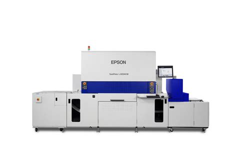 Epson L by Epson Showcases New Technology In Commercial Label And