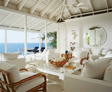 beach living inspirations on the horizon coastal living rooms