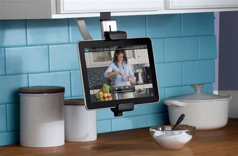 kitchen design software for ipad belkin intros a trio of ipad kitchen accessories