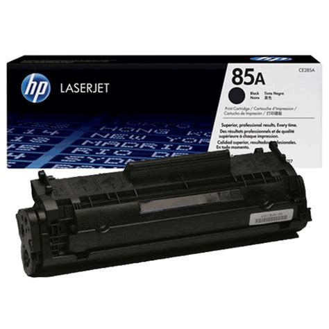 Toner Hp 85a Original toner hp cf285a 85a original laserjet p1102 p1102w
