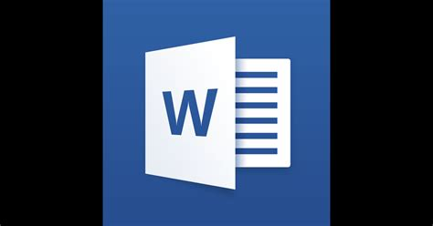 Microsft Word Microsoft Word On The App Store