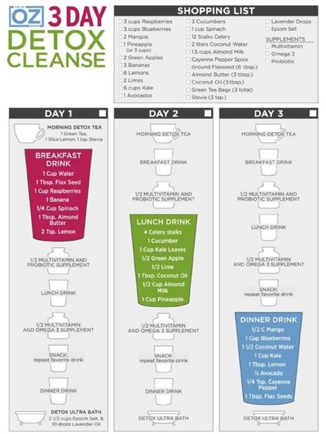 How Much Water To Drink During Detox by Best 25 3 Day Detox Ideas On Detox Cleanse