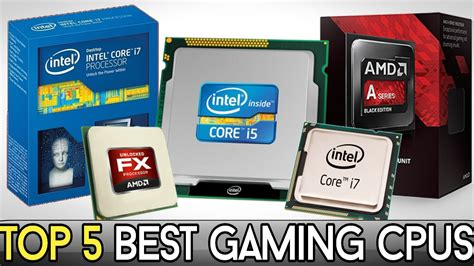 best amd cpu top 5 best gaming cpus for 2015