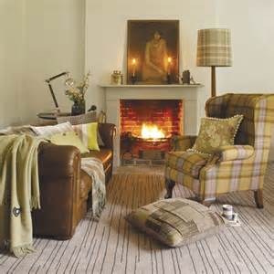 country livingrooms tonal tweed living room decorating with a single colour