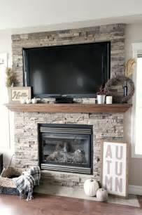 Stone Fireplace Decor stone fireplace mantles stacked rock fireplace and fire place decor