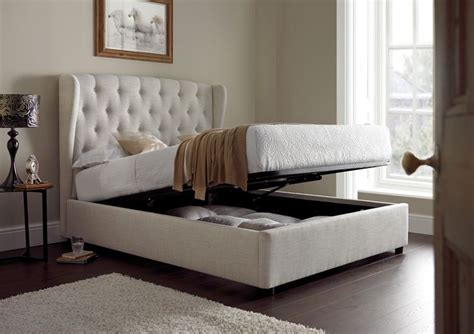 ottoman bed no headboard 1000 ideas about no headboard on pinterest no headboard