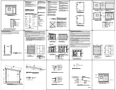 free house plans with material list storage building plans with materials list plans diy free