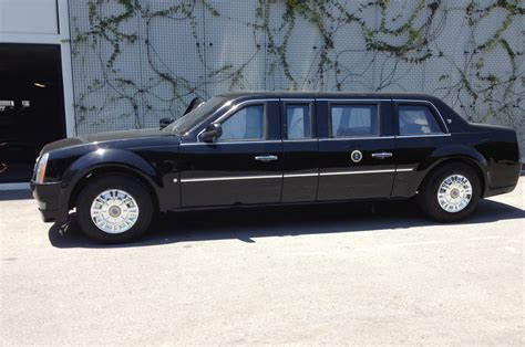 The Beast Presidential Limo by The Beast Cadillac Presidential Limousine