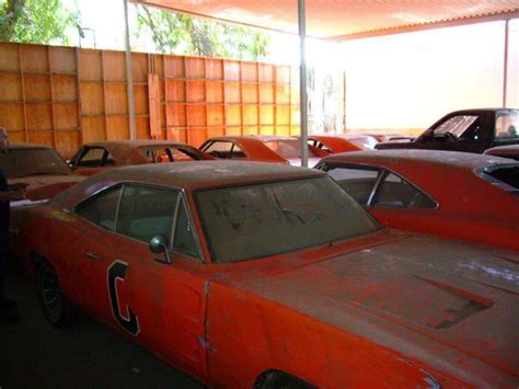 Starsky And Hutch Original Car Dukes Of Hazzard General Lee Junkyard Www Imgkid Com