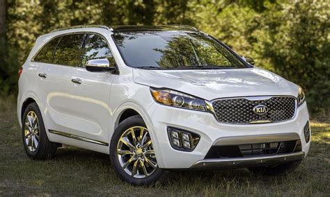 Ratings On Kia Sorento 2016 Kia Sorento Reviews Autosaur