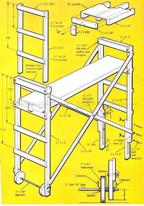 mobile build a build mobile scaffold woodarchivist