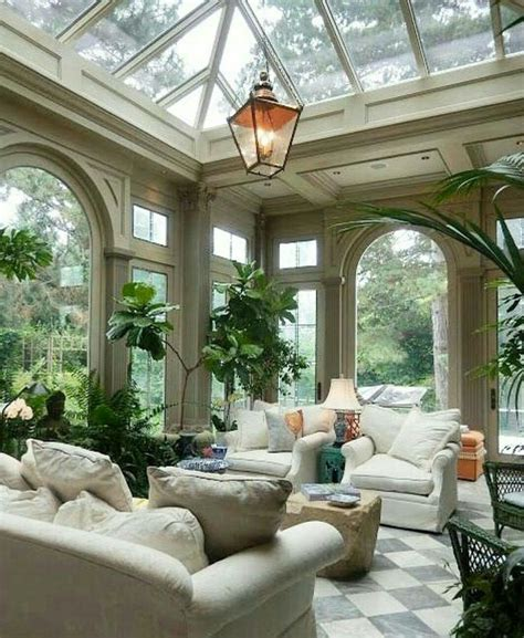 luxury conservatory inspired homes beautiful homes