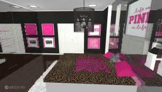 Victoria Secret Bedroom Decor Victoria S Secret Pink Inspired Bedroom Ljdecor