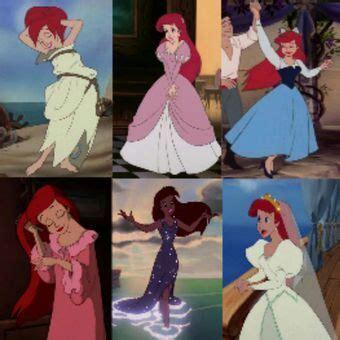 Hq 12990 Cherry Tutu Dress a pequena sereia atualizado princesas disney amino
